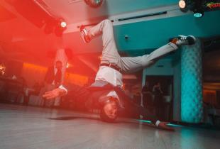 BreakDance show