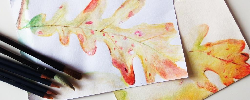 Kurz Kresby Akvarelovymi Pastelkami Zabava Akce Pro Deti Akce